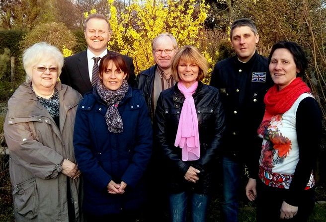 UWV Euskirchen Team